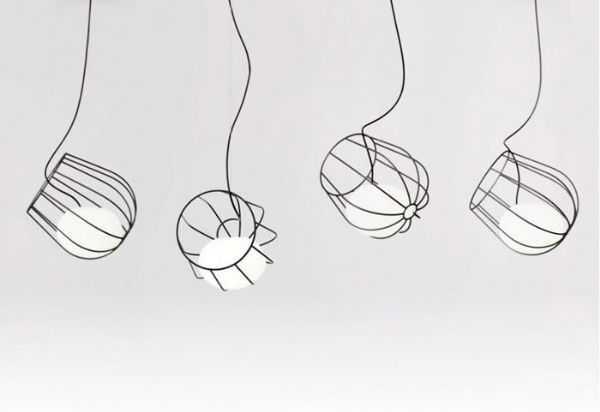 מנורות מרובעות