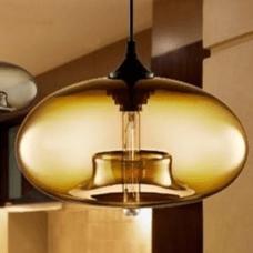 מנורה שקופה אמבר