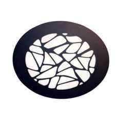 מנורה צמודת תקרה דגם בליז (3 מידות)