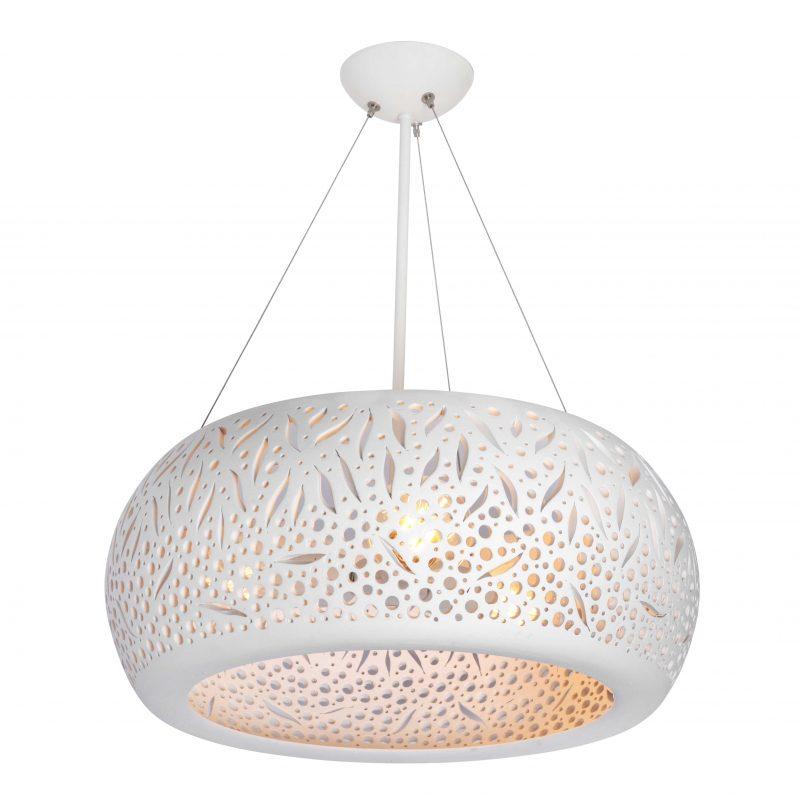 מנורת תליה דגם מוריל חורים נחשים
