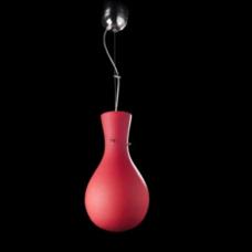 גוף תאורה בתליה דגם בלון אדום