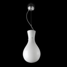 גוף תאורה בתליה דגם בלון לבן