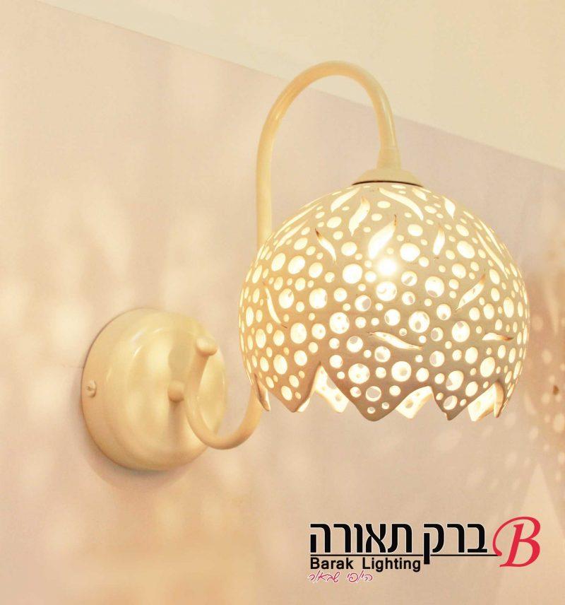 מנורה תלויה מעוצבת