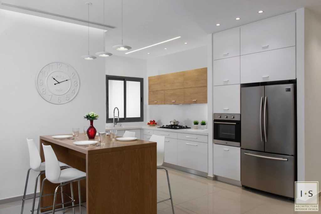 דירה בסגנון מודרני- עיצוב פנים- ינינה שדן