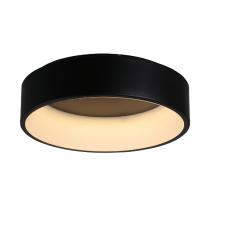 גוף תאורה צמוד תקרה דגם קלאסיק שחור (3 מידות)