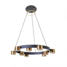 מנורת תליה דגם NIKO עגול