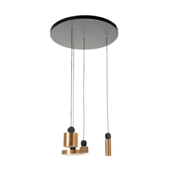 מנורת תליה דגם קוואטרו