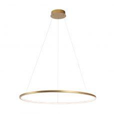 מנורת תליה דגם מגנום תלוי זהב דק במיוחד (3 מידות)