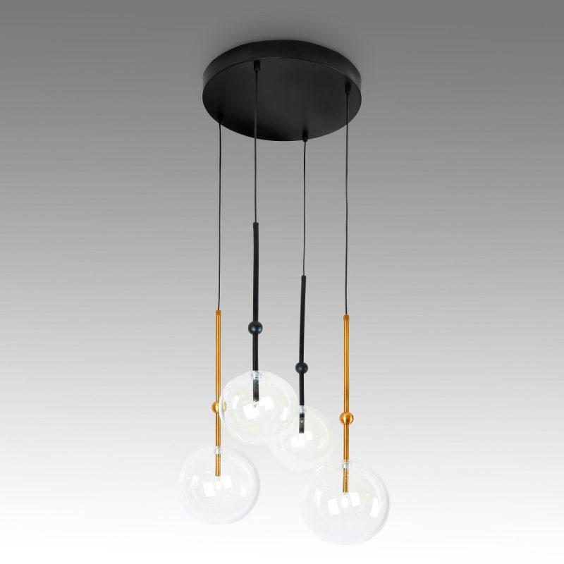 מנורת תליה דגם מובייל ספייק